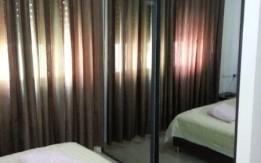 شقة للبيع مفروشة او غير مفروشة مساحة 125 متر مربع  ثلاث غرف نو واحدة ماستر