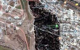 أرض للبيع طريق المطارأم الكندم قرب نادي الجواد