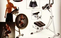 اب كوستر للتنحيف و شد عضلات المعدة آلة قوية جدا للتدريبات الرياضية