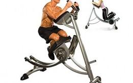 جهاز  آب كوستر Ab-Coaster افضل جهاز لإزال الترهلات وشد عضلات المعدة والخواص