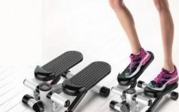 جهاز الخطوات للتمارين الرياضيه تمّرن على ميني ستيبر مع حبل لشد عضلات