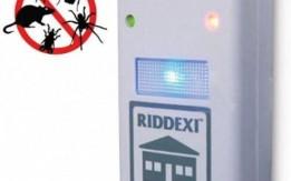 جهاز طارد للحشرات طرد البعوض بالصوت الجهاز يصدر ذبذبات لاتتحملها الحشرات.