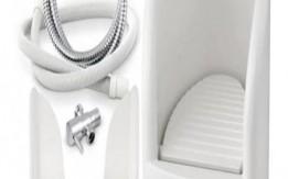 جهاز غسل القدم للوضوء ممتاز لكبار السن لراحتهم اثناء الوضوء جهاز غسل القدمي