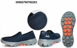حذاء طبي - الرجال والنساء سول اند سول شوز المشي الصحي ( الحذاء الطبي تدليك