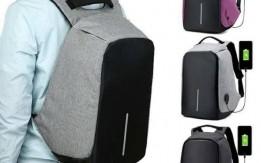 حقيبة الذكيه جميلة للرحلات و السفر او للمدرسة مريحة في السفر دون الحاجة