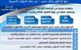 دورات تخصصية في الجامعة الأردنية - المقاعد محدودة -