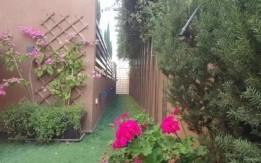 شقة دوبلكس أرضي + تسوية للايجار أو البيع قع في ارقى مناطق ضاحية النخيل
