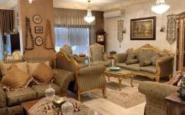 شقة للبيع فاخرة في خلدا .مساحة الشقة 265 مترمربع, طابق ثاني،إطلالة جميلة.