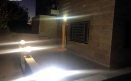 شقق للايجار - شقة أرضية للإيجار مفروشة - بمنطقة الجبيهة