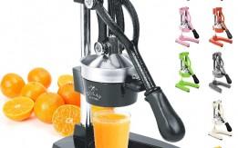 عصارة الفواكه والحمضيات اليدوية البرتقال و الرمان و الليمون الافضل للمطبخ