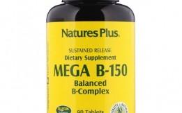فيتامين B-COMPLEX تركيبه شامله وكامله  بتركيز عالي  بتقنيه الاطلاق التدريجي