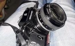 كاميرا نايكون تحفة من عام ٢٠٠١
