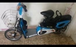 للبيع دراجة كهربائية