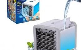 مكيف الهواء الصغير المتنقل مكيف ماء يعمل  كيبل USB  او مباشرة بالكهرباء