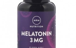 ميلاتونين هرمون النوم العضوي النقي لعلاج اظطرابات النوم والارق بفعاليه قويه