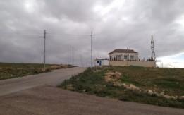 أرض للبيع 500م2 بعد جسر المطار