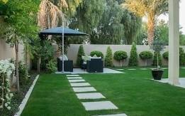 العلاونة لتصميم وتنسيق الحدائقَ