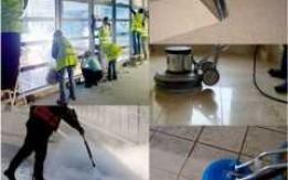 تنظيف شامل لشقق والمباني مابعد الصيانه والتشطيب
