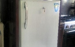ثلاجة مستعملة بحالة ممتازة للبيع ( فيديرال ) 150 د