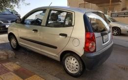 سيارة للبيع كيا مورننج موديل 2011  اتوماتيك
