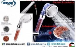شاور و دش تورملين مضاعفة و زيادة ضغط الماء والفلتره و توفير الماء Shower Ex