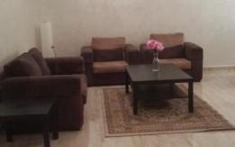 شقة مفروشة للايجار في الرابية قرب مدينه منورة.