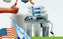 فلتر ماء امريكي 7مراحل تجميع تايواني
