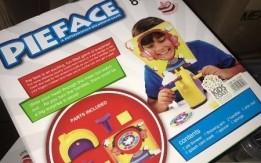 لعبة الرائعة pie face