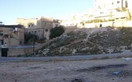 للبيع أرض 519 متر مربع في جبل فيصل.