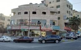 مجمع تجاري آخر شارع الدستور حي نزال للبيع