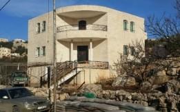 مزرعة 3.5 دونم مع بيت طابقين حجر في اجمل مناطق عجلون