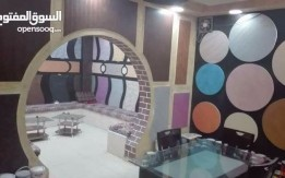 معرض دهانات ديكوريه للبيع في جبل النصر شارع السيذه زينب بمجمع تجاري رقم 123